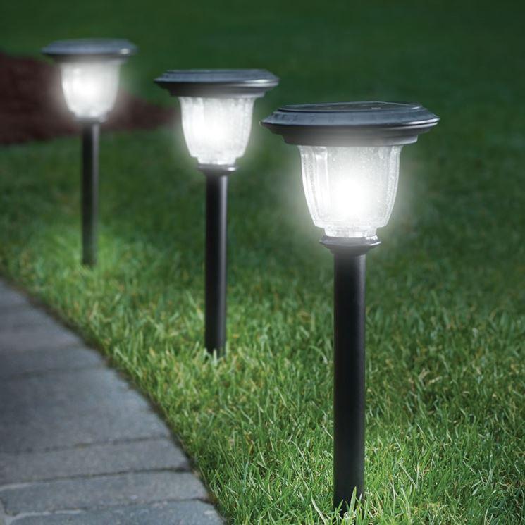 Lampade giardino   illuminazione giardino   illuminare il giardino