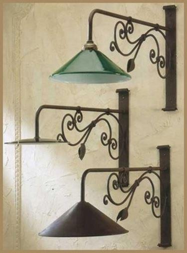 Jago Lampade da terra lanterne da giardino in set da 6 colore nero