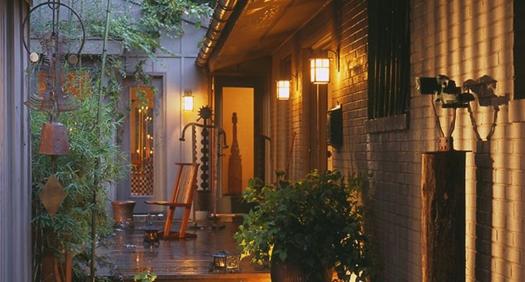 lanterne da giardino giapponesi