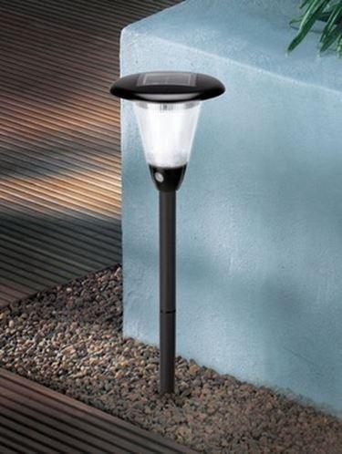 Luci da giardino illuminazione giardino come - Illuminazione da giardino solare ...