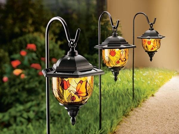 Sensore crepuscolare illuminazione giardino utilizzo dei