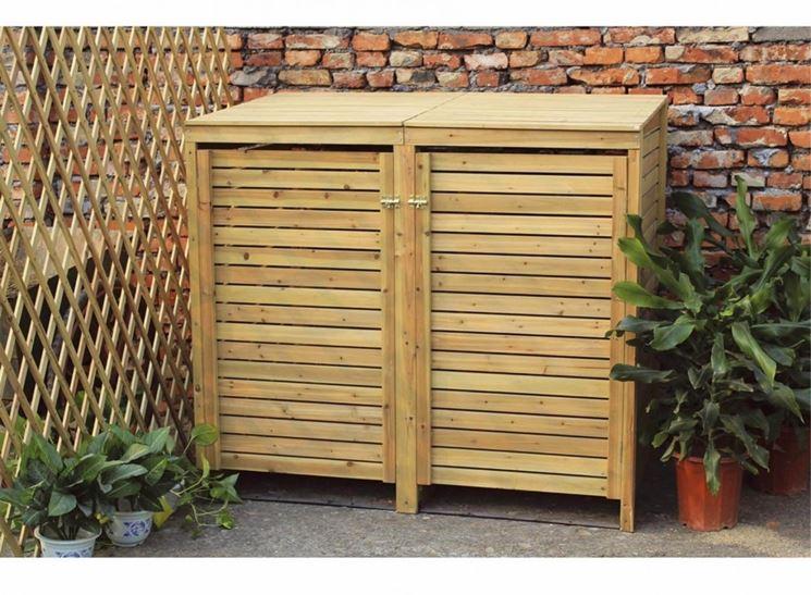 Armadi per esterno - mobili da giardino - Armadi esterno