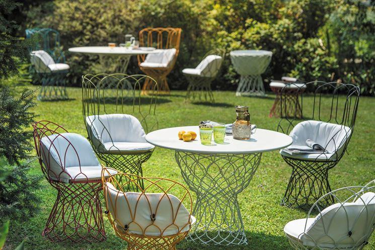 Arredamenti giardino mobili da giardino arredi per il for Arredamento da giardino