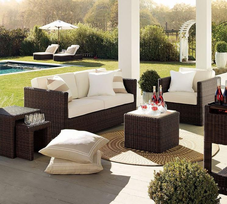 Arredamento per esterno - mobili da giardino - Arredamento esterno