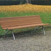 panchina per giardino