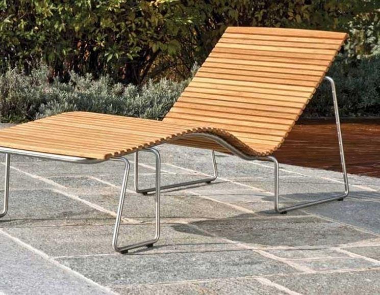 Giardino arredamento mobili da giardino arredi giardino for Lettini da giardino in offerta