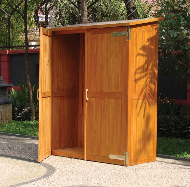 Legno per mobili da giardino mobili da giardino arredo for Giardino mobili esterno