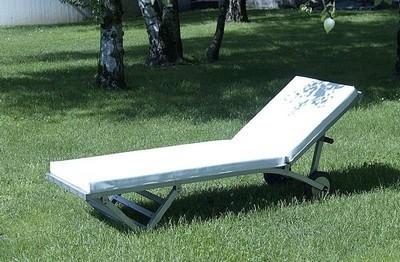 Lettini da giardino mobili da giardino for Lettini da giardino economici