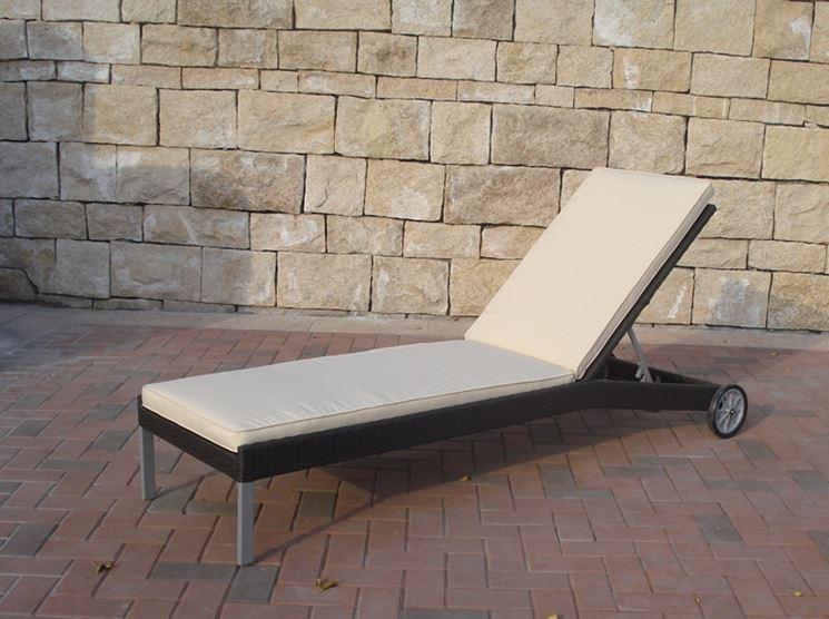 Mobili da giardino rattan - mobili da giardino - Rattan ...