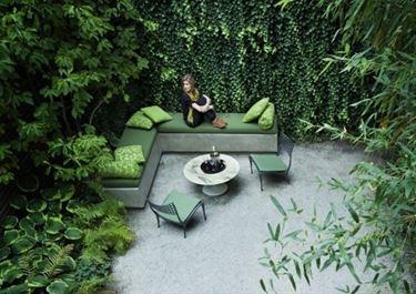 Un angolo immerso nel verde