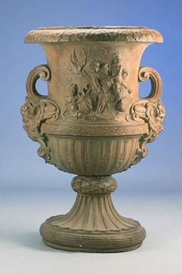 vaso artistico da giardino
