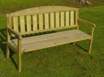 Panchine Da Giardino In Legno : Panca da giardino mobili da giardino