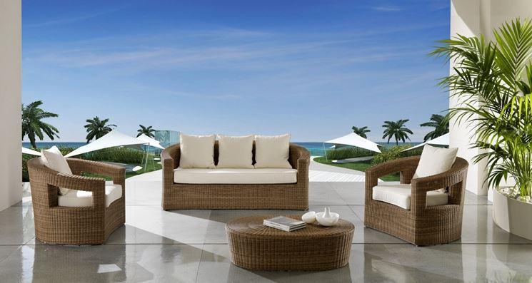 Salotti per esterno mobili da giardino caratteristiche dei salotti per esterno - Salotti da giardino ikea ...