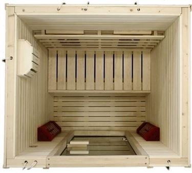 sauna a infrarossi di ultima generazione