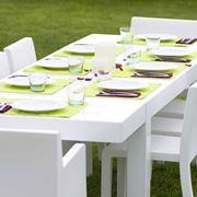 tavolo sedie in plastica