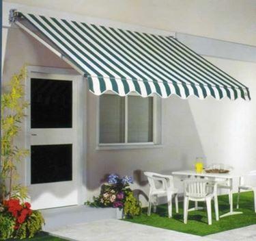 tenda da giardino classica