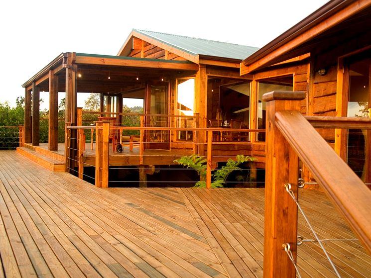 Coperture in legno per esterni pergole e tettoie da - Tettoie in legno per esterno ...