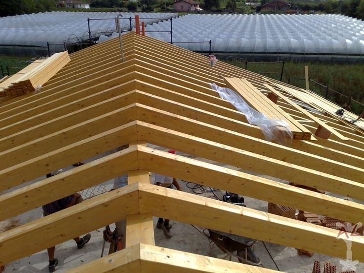 Coperture in legno per esterni - pergole e tettoie da giardino - Coperture per esterno in legno