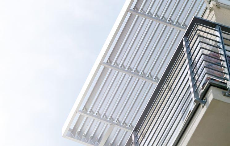 copertura balcone