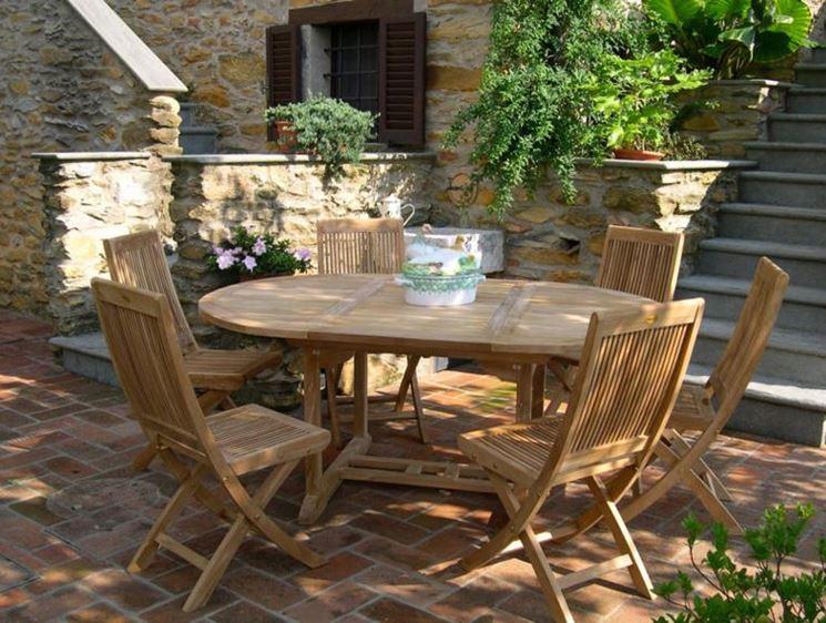 Giardini esterni case nuovi materiali per i mobili da for Materiali per mobili