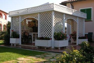 Pergolati in legno pergole e tettoie da giardino come - Pergola da giardino ...