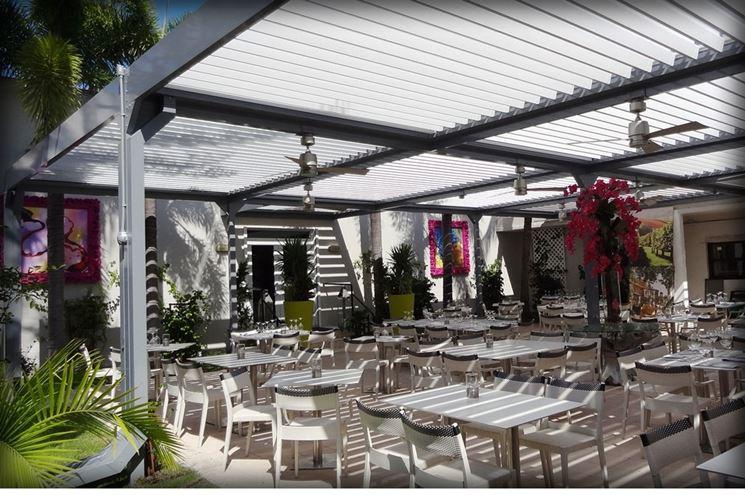Pergolati Da Giardino In Alluminio : Pergole in alluminio pergole e tettoie da giardino