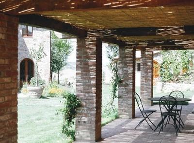 porticati giardino - pergole e tettoie da giardino