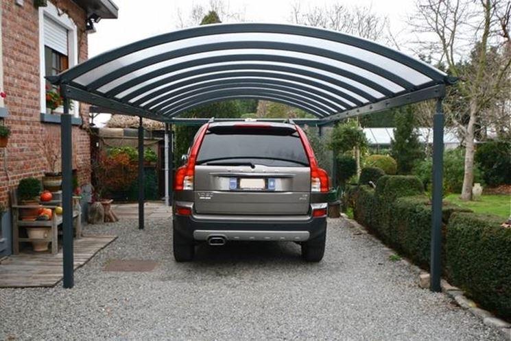 Tettoie per esterni - pergole e tettoie da giardino - Realizzare tettoie per ambiente esterno