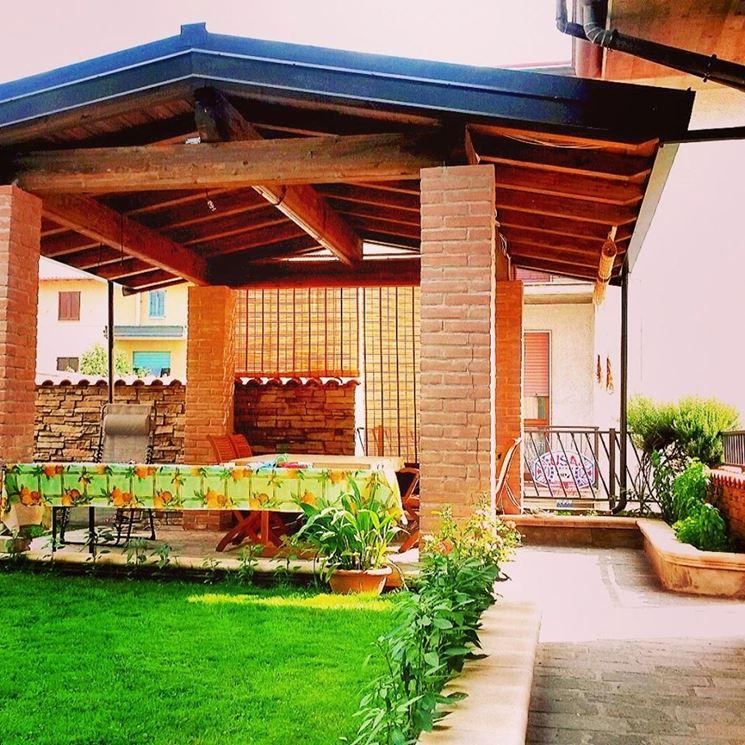tettoie per esterni pergole e tettoie da giardino