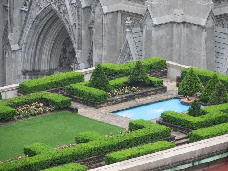 Tetti giardino pergole e tettoie da giardino giardino - Giardino sul tetto ...