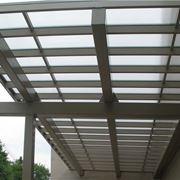 Tettoia in legno pergole e tettoie da giardino tettoia for Tettoie economiche
