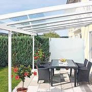 Tettoie per balconi - pergole e tettoie da giardino - Come scegliere ...