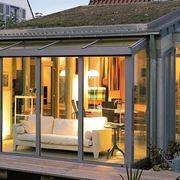 Spendida veranda a vetri