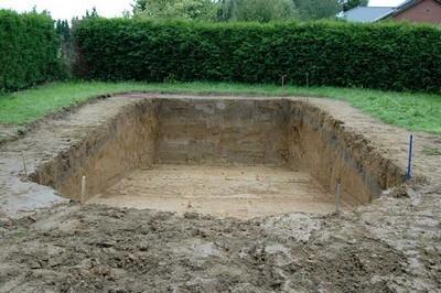 Costruzione piscine piscine come costruire una piscina - Costruzione piscina interrata ...