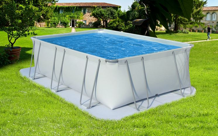 Piscine da giardino fuori terra piscine piscine fuori - Terra da giardino ...