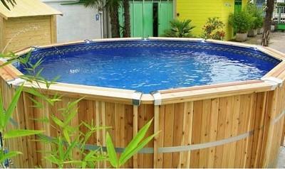 Piscine fuori terra piscine installare piscine fuori terra - Piscina plastica rigida ...