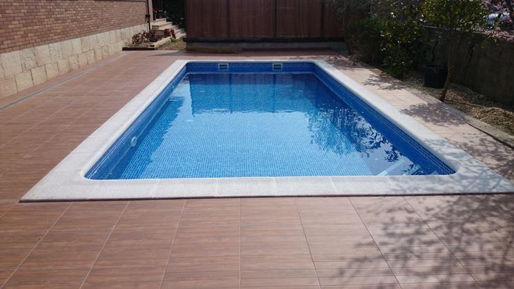 piscine in muratura piscine tipologie di piscine in