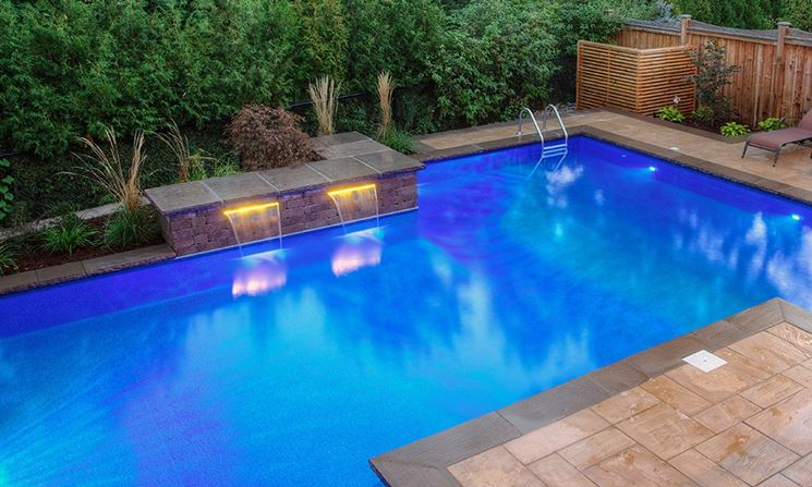 Piscine interrate piscine come installare una piscina interrata - Piscine interrate costi ...