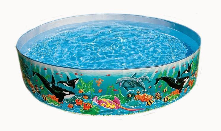 Piscine per bambini piscine tipologie di piscine per - Piscine per bambini piccoli ...
