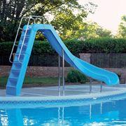 scivolo da piscina