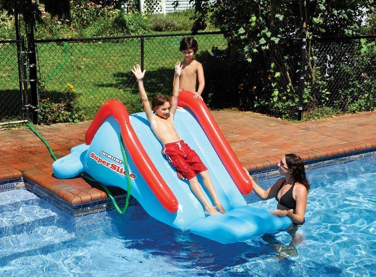 scivolo piscina economico