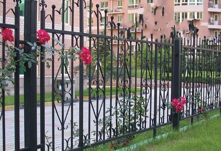 Steccato Giardino Plastica : Recinzioni giardino recinzioni come recintare il giardino