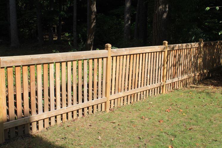 Staccionate recinzioni come scegliere le staccionate - Recinzioni per piscine ...