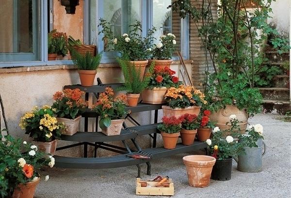 Fioriere Fai Da Te In Ferro ~ Fioriere da esterno vasi e fioriere fioriere per ambienti esterni