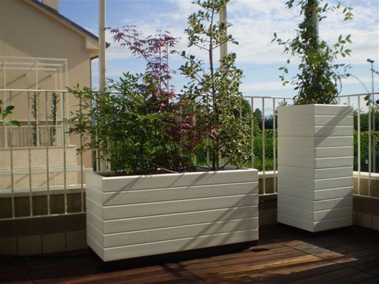 Fioriere esterno vasi e fioriere fioriere per esterno - Porta balcone pvc prezzi ...