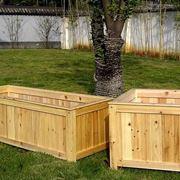 fioriere legno per esterni