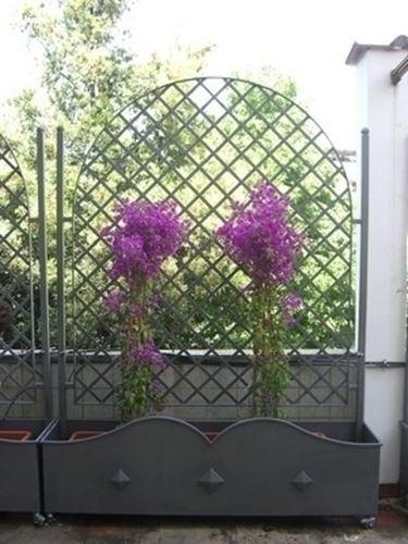 Fioriere vasi e fioriere guida alla scelta delle fioriere for Fioriere in ferro