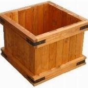 vasi di legno