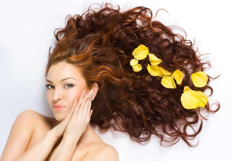 Polivitamine da una perdita di capelli per donne