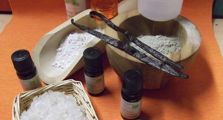 Prodotti per la preparazione di creme fai da te